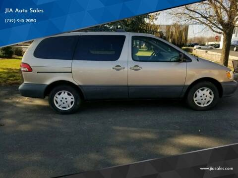 2001 Toyota Sienna for sale at JIA Auto Sales in Port Monmouth NJ
