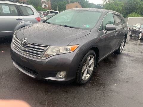 2012 Toyota Venza for sale at Fellini Auto Sales & Service LLC in Pittsburgh PA