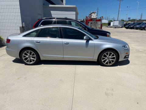 2009 Audi A6 for sale at EUROPEAN AUTOHAUS in Holland MI
