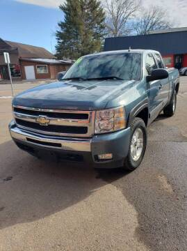 2010 Chevrolet Silverado 1500 for sale at WB Auto Sales LLC in Barnum MN