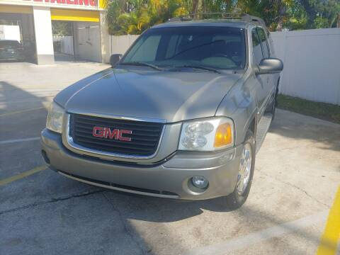 2003 GMC Envoy XL for sale at Autos by Tom in Largo FL
