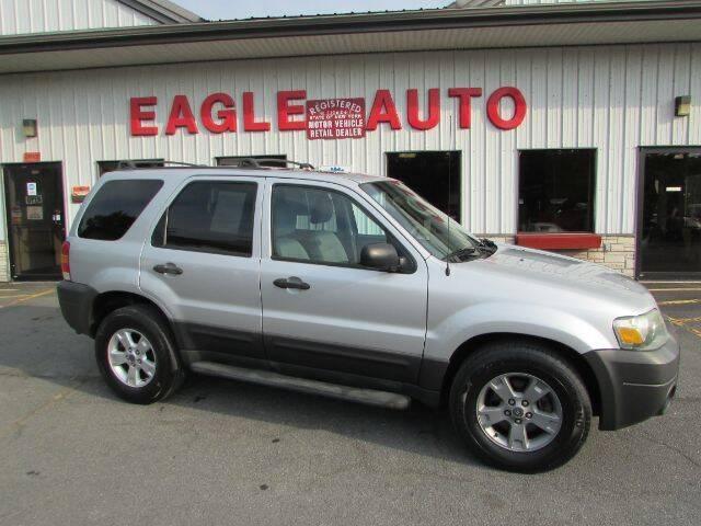 2005 Ford Escape for sale at Eagle Auto Center in Seneca Falls NY
