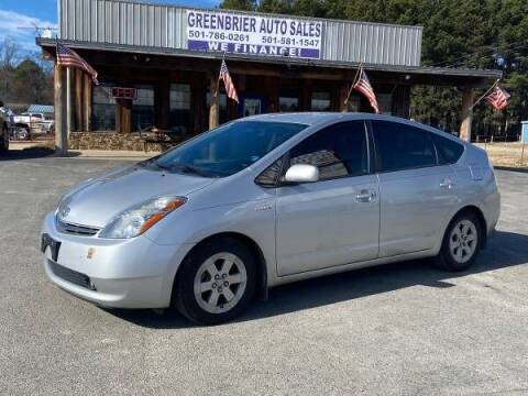 2006 Toyota Prius for sale at Greenbrier Auto Sales in Greenbrier AR