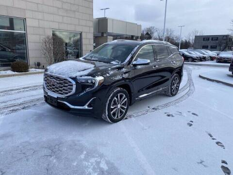 2018 GMC Terrain for sale at Cappellino Cadillac in Williamsville NY