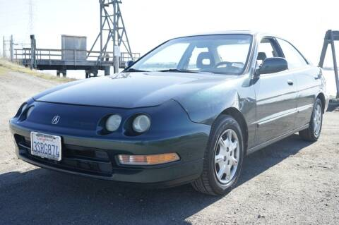 1996 Acura Integra for sale at Sports Plus Motor Group LLC in Sunnyvale CA