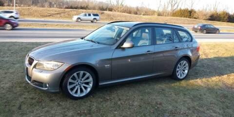 2012 BMW 3 Series for sale at Motorsport Garage in Neshanic Station NJ
