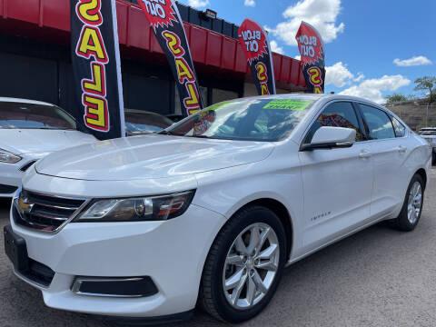 2017 Chevrolet Impala for sale at Duke City Auto LLC in Gallup NM