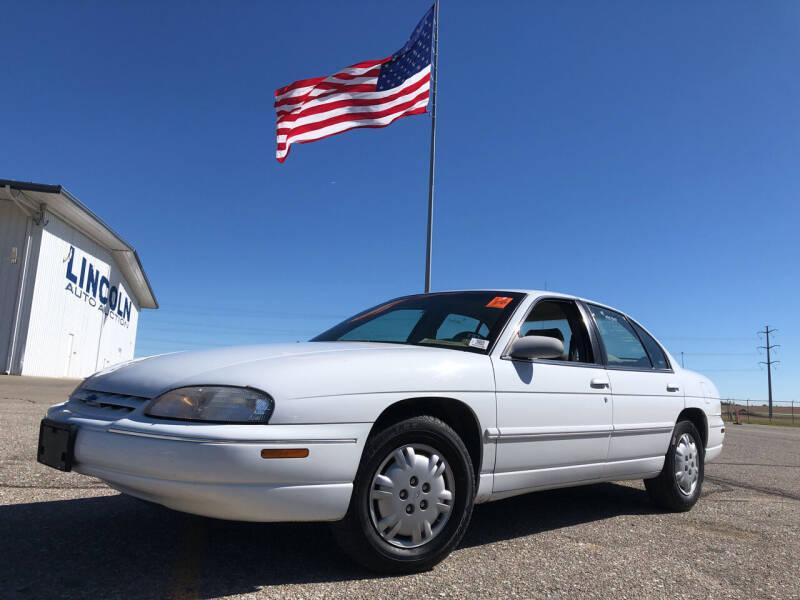 2000 Chevrolet Lumina for sale at Sonny Gerber Auto Sales in Omaha NE