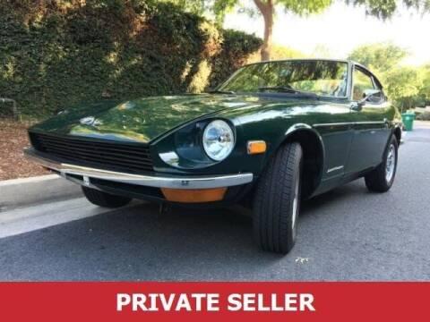 1970 Datsun 240Z for sale at US 24 Auto Group in Redford MI