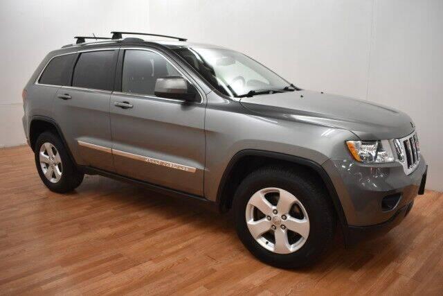 2012 Jeep Grand Cherokee for sale at Paris Motors Inc in Grand Rapids MI