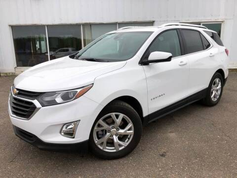 2020 Chevrolet Equinox for sale at STATELINE CHEVROLET BUICK GMC in Iron River MI