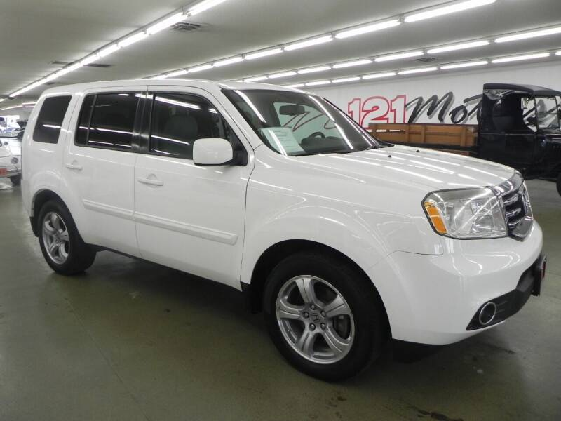 2014 Honda Pilot for sale at 121 Motorsports in Mount Zion IL