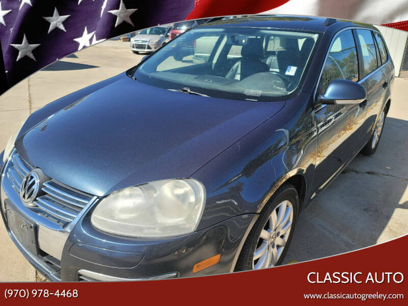 2009 Volkswagen Jetta for sale at Classic Auto in Greeley CO
