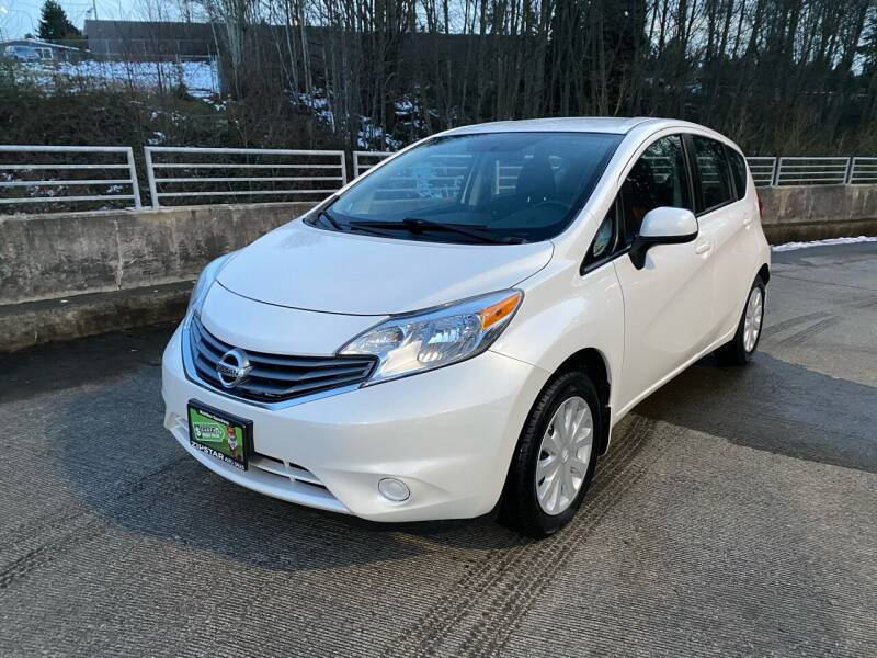 2014 Nissan Versa Note for sale at Zipstar Auto Sales in Lynnwood WA