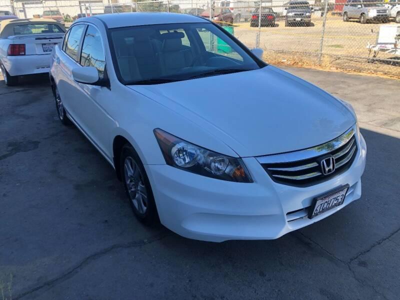 2011 Honda Accord for sale at Fast Lane Motors in Turlock CA
