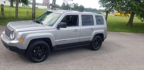 2015 Jeep Patriot for sale at Elite Auto Sales in Herrin IL