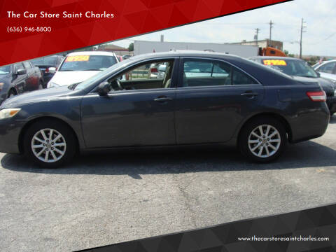2010 Toyota Camry for sale at The Car Store Saint Charles in Saint Charles MO