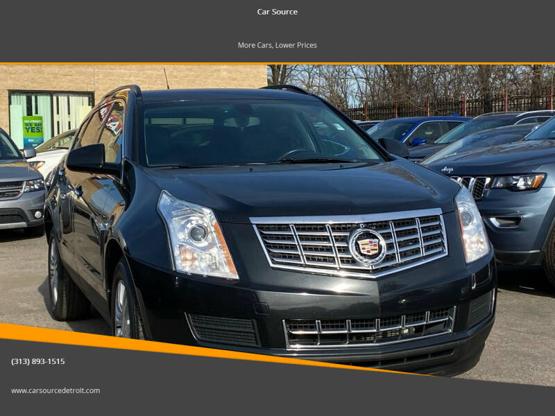 2013 Cadillac SRX for sale at Car Source in Detroit MI