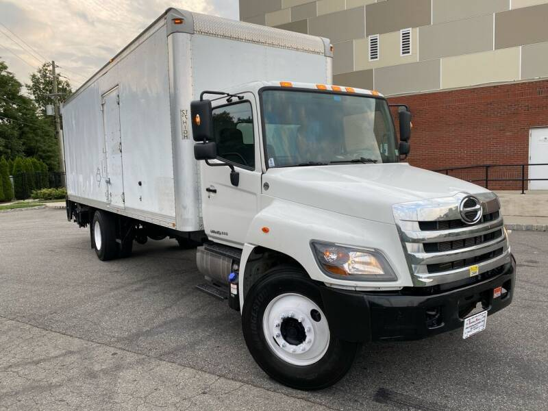 2016 Hino 268A for sale at Speedway Motors in Paterson NJ