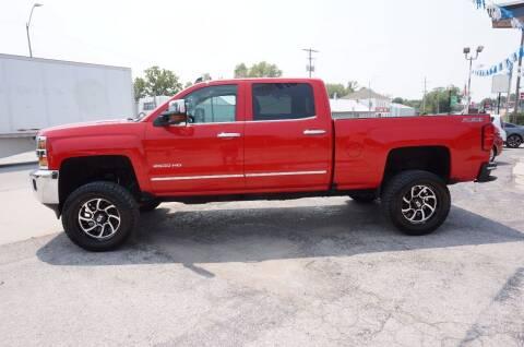 2016 Chevrolet Silverado 2500HD for sale at patrick kelley in Bonner Springs KS