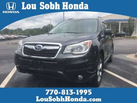 2015 Subaru Forester for sale at Southern Auto Solutions - Lou Sobh Honda in Marietta GA