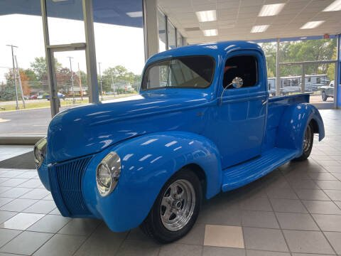 1940 Ford Pick-Up Resto for sale at A 1 Motors in Monroe MI