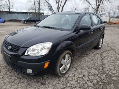 2008 Kia Rio5 for sale at Flex Auto Sales in Cleveland OH