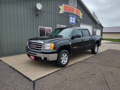 2013 GMC Sierra 1500 for sale at CARS ON SS in Rice Lake WI