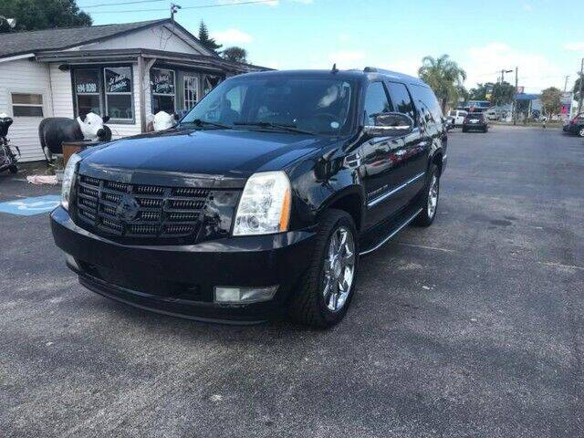 2008 Cadillac Escalade ESV for sale at Denny's Auto Sales in Fort Myers FL