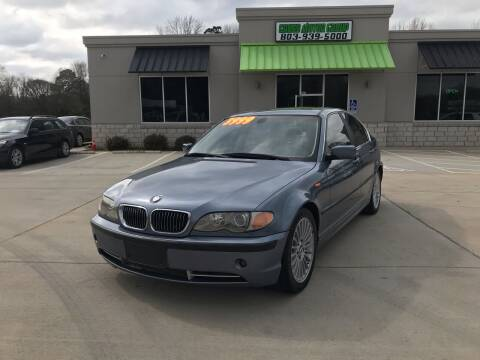 2003 BMW 3 Series for sale at Cross Motor Group in Rock Hill SC