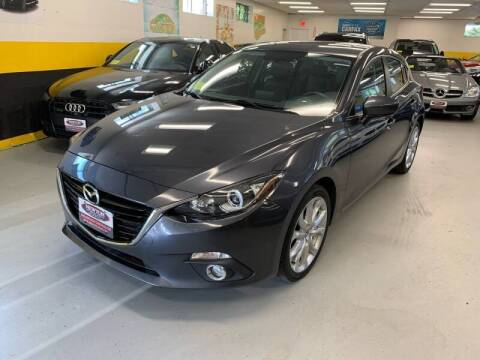 2015 Mazda MAZDA3 for sale at Newton Automotive and Sales in Newton MA