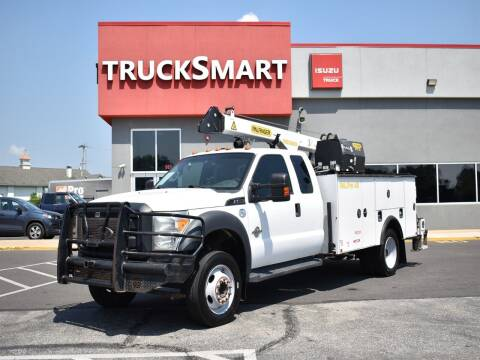 2015 Ford F-550 Super Duty for sale at Trucksmart Isuzu in Morrisville PA