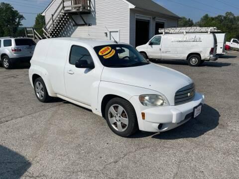 2009 Chevrolet HHR for sale at Gordon Motor Cars, LLC in Frazer PA