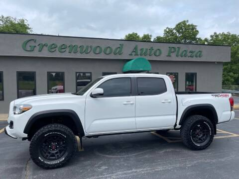 2016 Toyota Tacoma for sale at Greenwood Auto Plaza in Greenwood MO