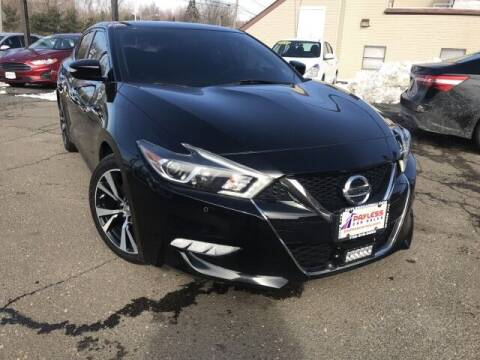 2018 Nissan Maxima for sale at PAYLESS CAR SALES of South Amboy in South Amboy NJ