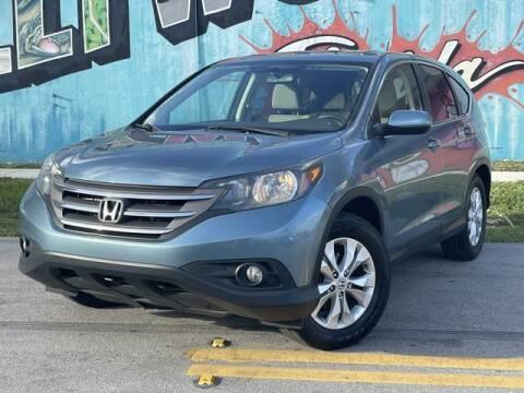 2013 Honda CR-V for sale at Palermo Motors in Hollywood FL