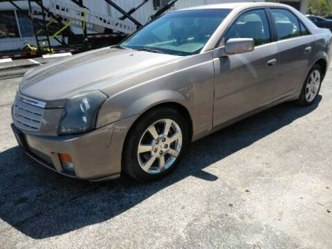 2007 Cadillac CTS for sale at JacksonvilleMotorMall.com in Jacksonville FL