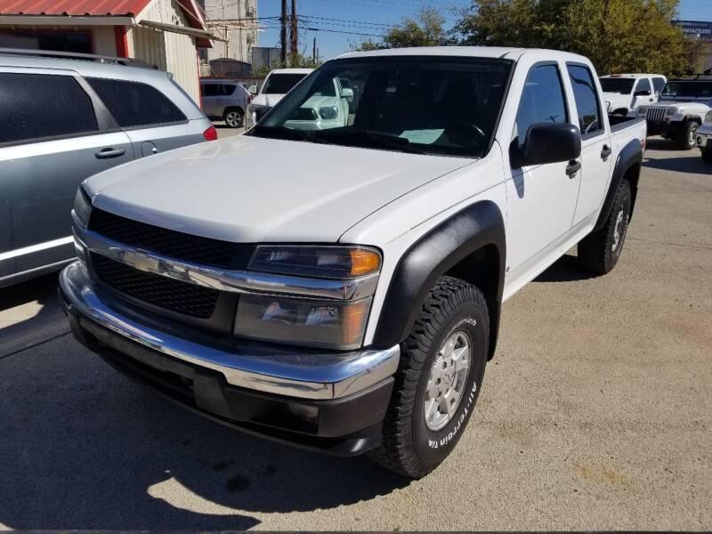 2006 Chevrolet Colorado for sale at Key City Motors in Abilene TX
