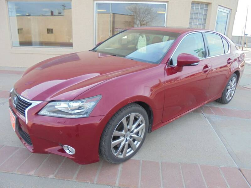2013 Lexus GS 350 for sale at KICK KARS in Scottsbluff NE