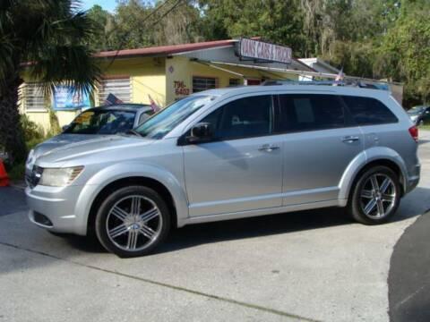 2009 Dodge Journey for sale at VANS CARS AND TRUCKS in Brooksville FL