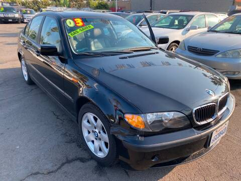 2003 BMW 3 Series for sale at North County Auto in Oceanside CA