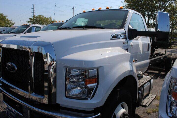 2022 Ford F-750 Super Duty for sale at BROADWAY FORD TRUCK SALES in Saint Louis MO
