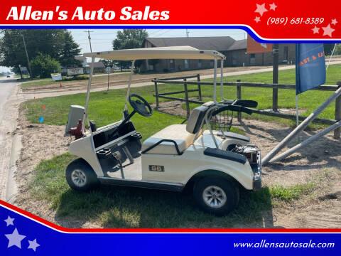 1998 Club Car Golf Cart for sale at Allen's Auto Sales in Saint Louis MI