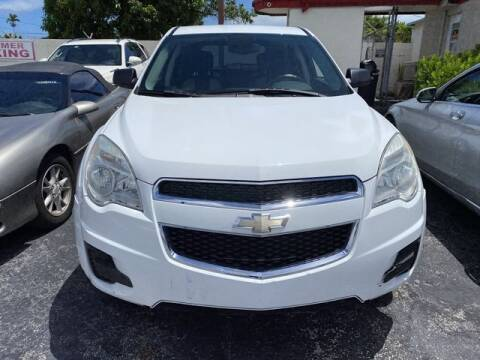 2012 Chevrolet Equinox for sale at Prado Auto Sales in Miami FL