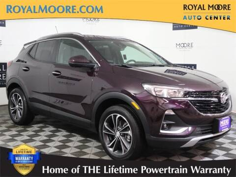 2021 Buick Encore GX for sale at Royal Moore Custom Finance in Hillsboro OR