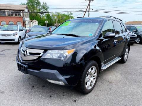 2009 Acura MDX for sale at Dijie Auto Sale and Service Co. in Johnston RI