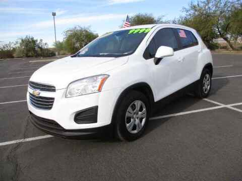 2016 Chevrolet Trax for sale at Corporate Auto Wholesale in Phoenix AZ