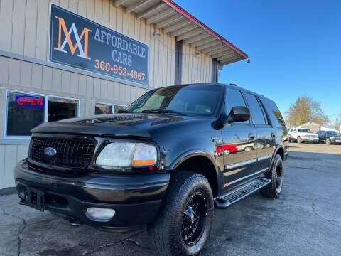 2002 Ford Expedition for sale at M & A Affordable Cars in Vancouver WA