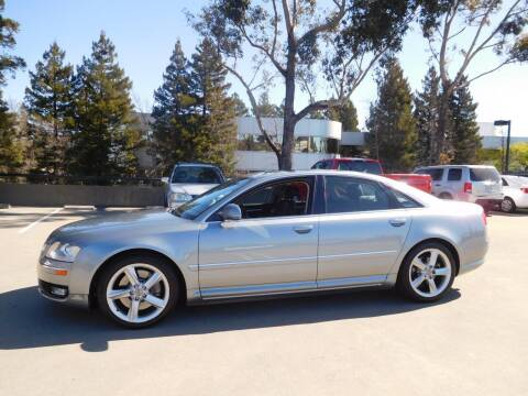 2008 Audi A8 for sale at East Bay AutoBrokers in Walnut Creek CA