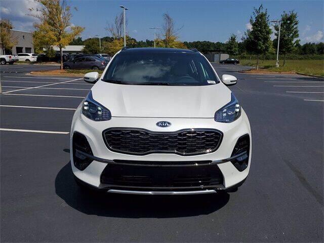 2022 Kia Sportage for sale in Cumming, GA